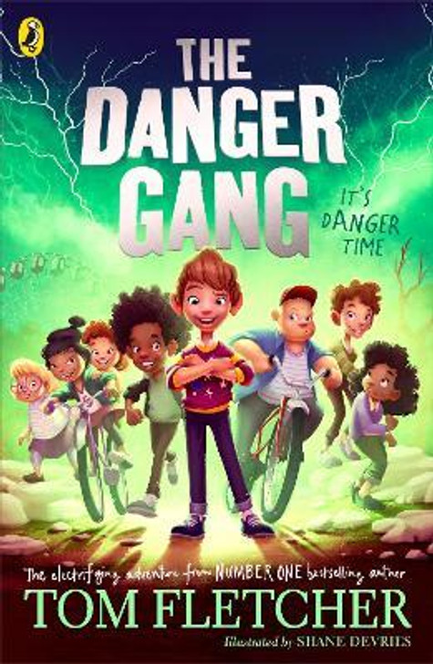 Danger Gang, The / Tom Fletcher