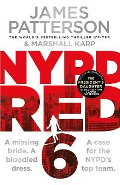 NYPD Red 6 P/B / James Patterson