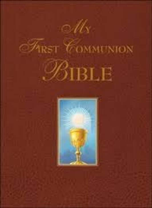 My First Communion Bible - Padded