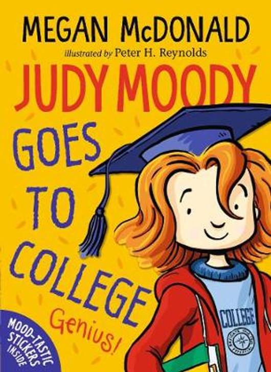 Judy Moody Goes to College! / Megan McDonald
