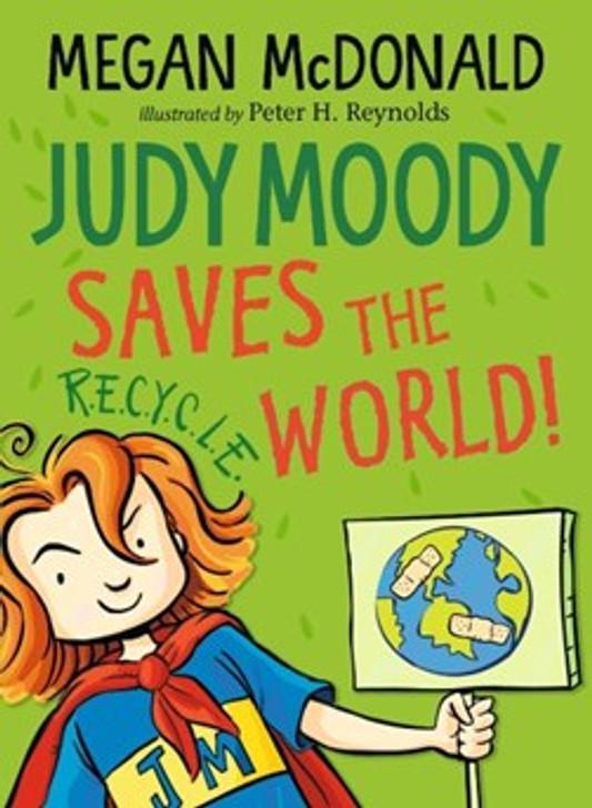 Judy Moody Saves the World! / Megan McDonald