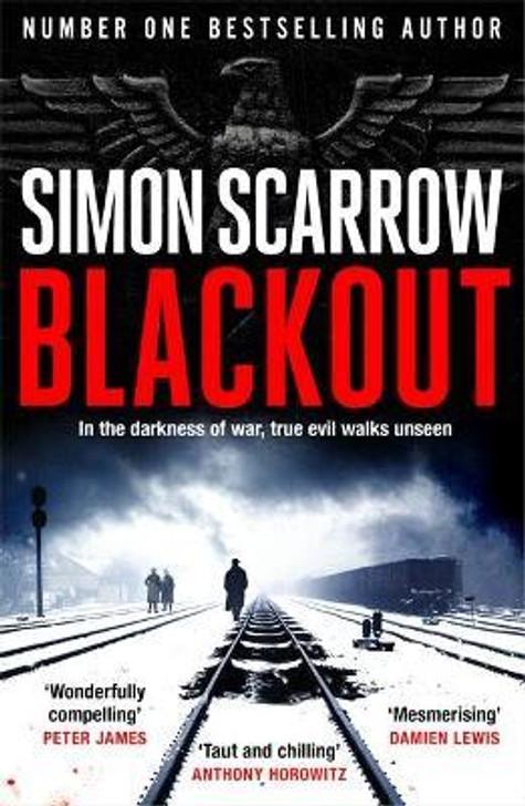 Blackout P/B / Simon Scarrow