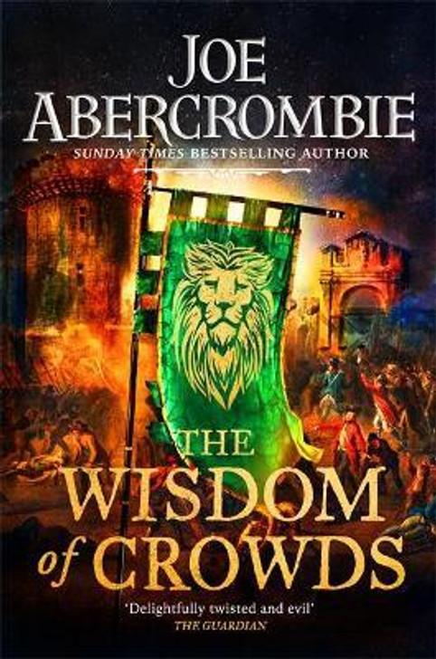 Wisdom of Crowds, The : Book 3 / Joe Abercrombie