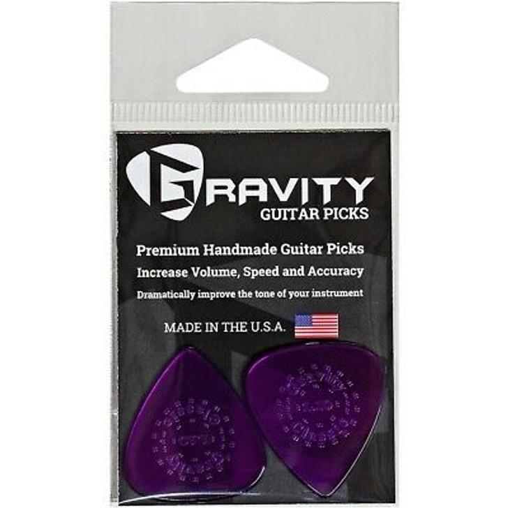 Gravity Classic Standard 1.10mm Purple Pick