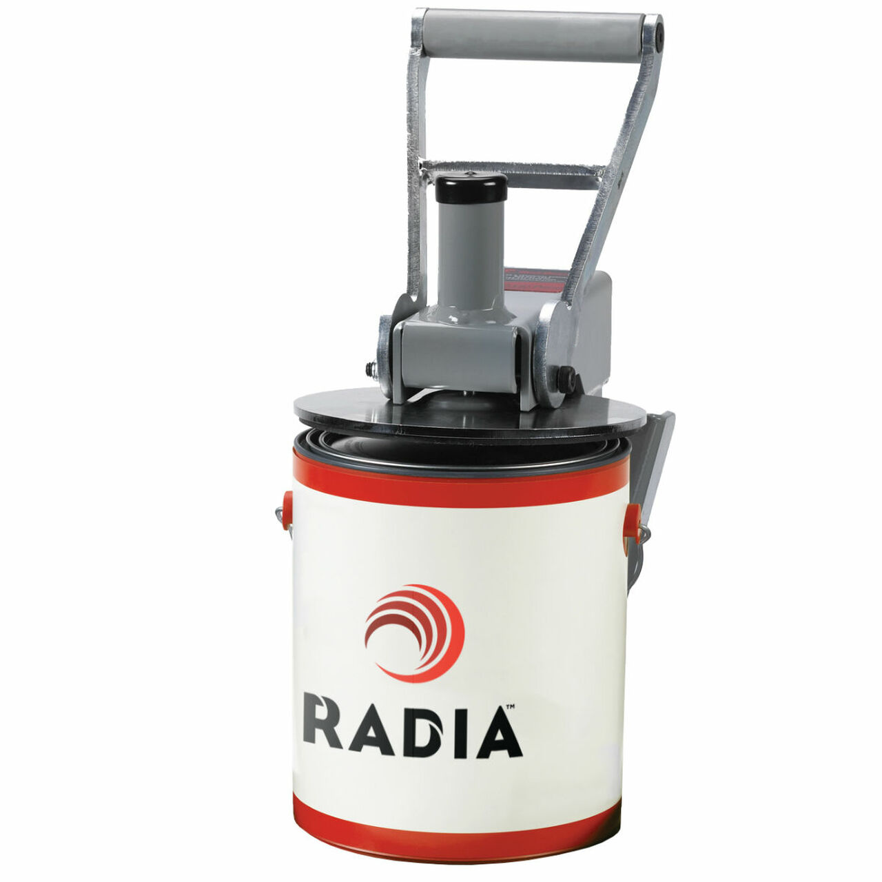 Five Gallon Paint Pail Sealer RADIA