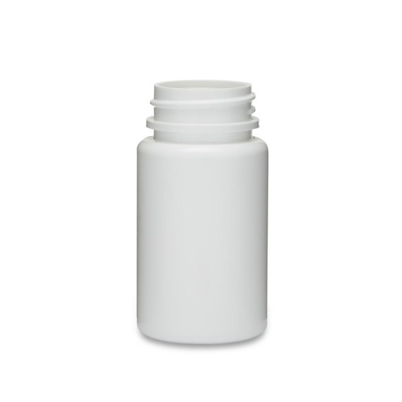 "2/"" White HDPE Plastic 5/"" Square"