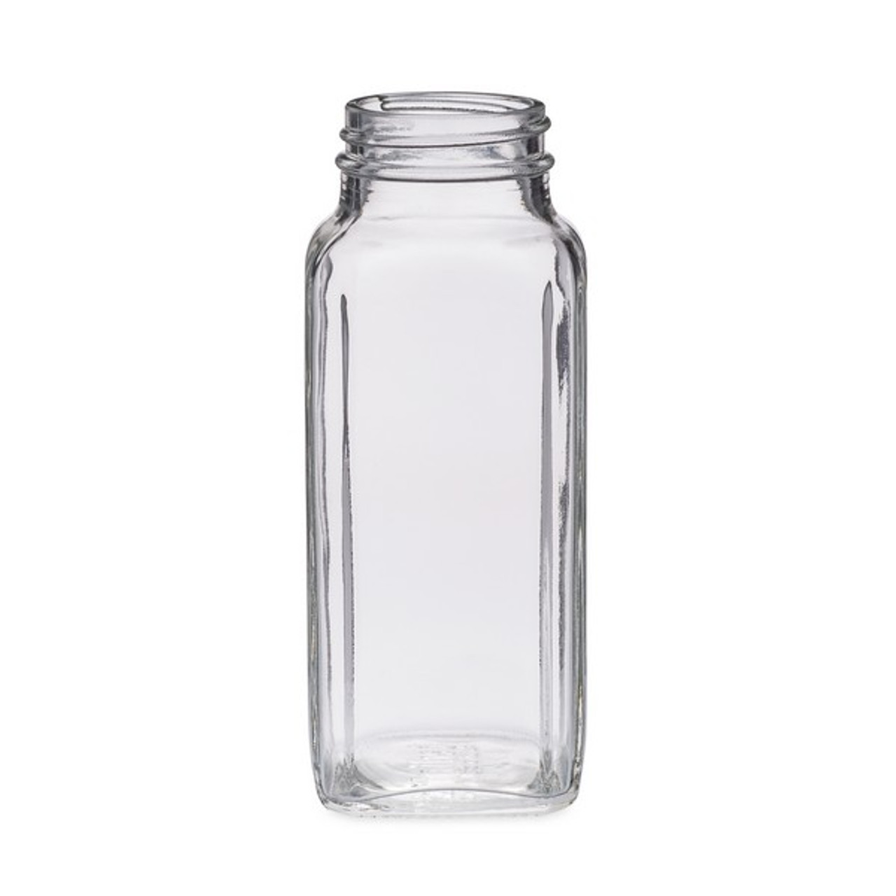 8d2ff710a951 Glass French Square Bottles| Wholesale | Berlin Packaging