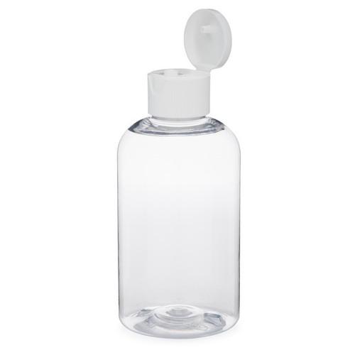 Case of 290 8 OZ Black PVC Plastic Cylinder Bottles w// 24//410 Necks