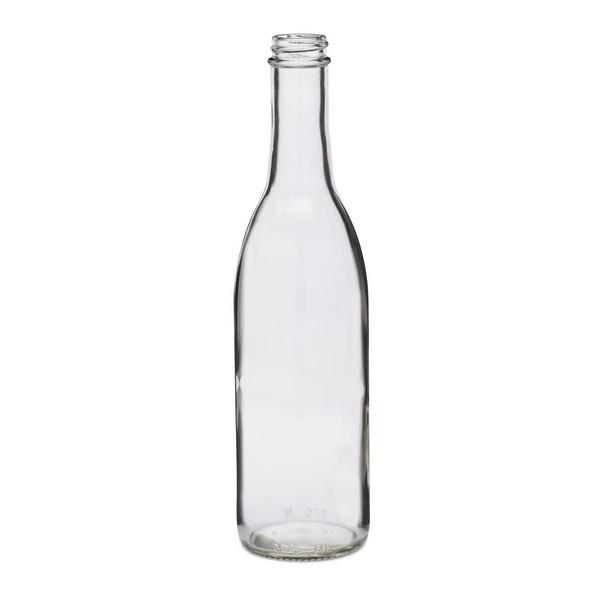 f3d5182d80d3 Composite Flat Bottom Wine Bottles, Screw Top Finish | Berlin