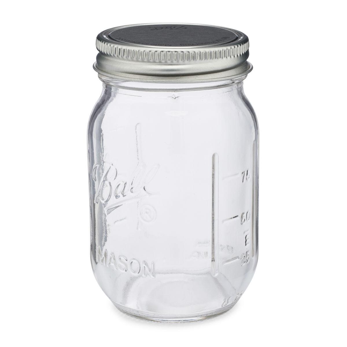 Ball 4 Oz Mini Storage Mason Jar Berlin Packaging