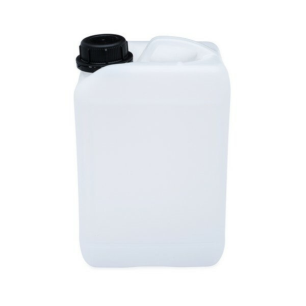 2.5L 2.5 Litre Plastic Jerry Can Bottle Water Container With Tamper Caps