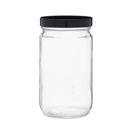 629875cd5aa 32 oz Clear Glass Paragon Jars - 5023B11