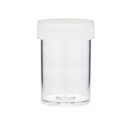 1 Oz Clear Ps Straight Sided Jars Berlin Packaging