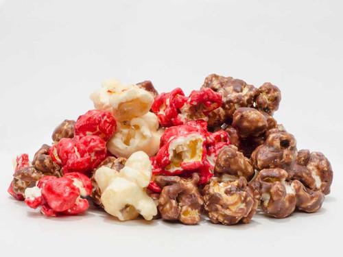 Cordial Cherry Popcorn | Main Street Fudge and Popcorn, Ohio