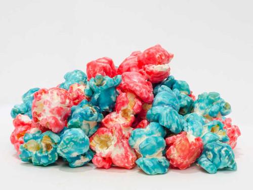 Cotton Candy Popcorn | Main Street Fudge and Popcorn, Ohio
