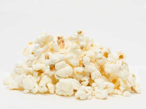Garlic Parmesan Popcorn | Main Street Fudge and Popcorn, ohio