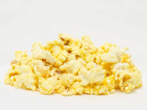 Honey Mustard Popcorn hand made By MainStreet Fudge and Popcorn in Ohio's Amish Country