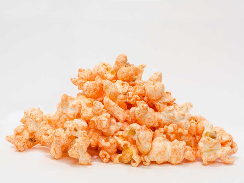 Nacho Cheese Popcorn | Main Street Fudge and Popcorn in Berlin, Ohio