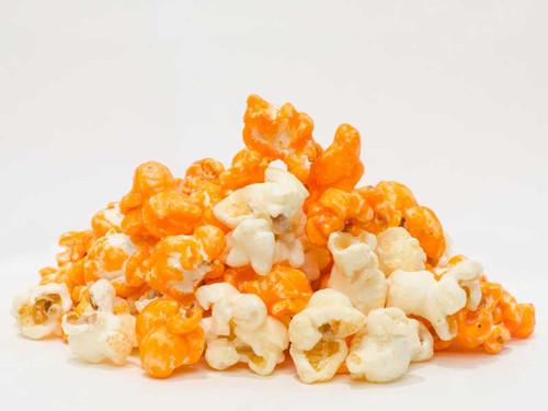 Orange and Cream Popcorn | Main Street Fudge and Popcorn