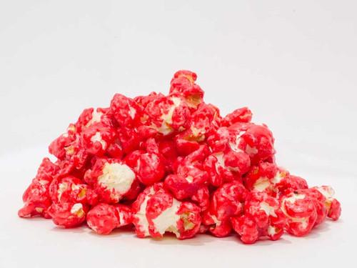 Red Cinnamon Popcorn | Main Street Fudge and Popcorn, Ohio