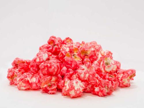 Strawberry Popcorn | Main Street Fudge and Popcorn, Ohio