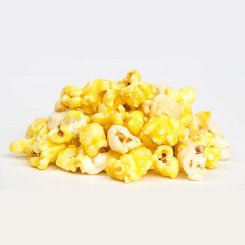 Lemon Cheesecake Gourmet Popcorn | Main Street Fudge and Popcorn - Ohio