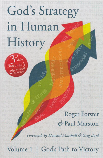 God's Strategy in Human History Volume 1: God's Path to Victory
