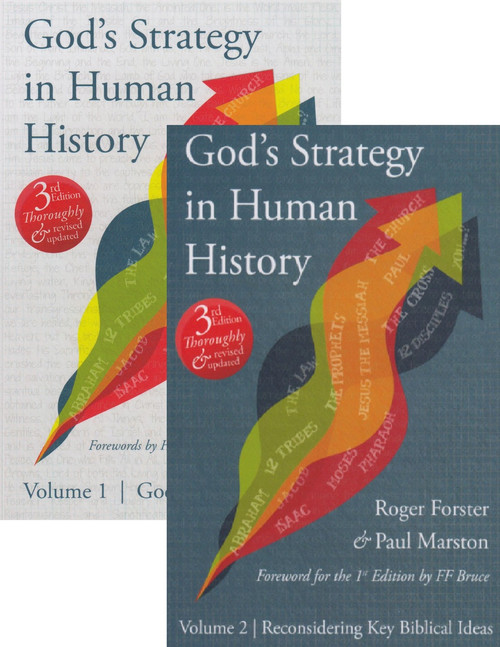 God's Strategy in Human History, Volumes 1 and 2
