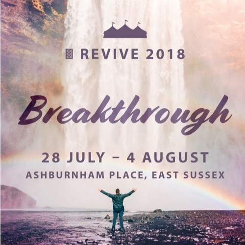Breakthrough in Faith - Paul Manwaring