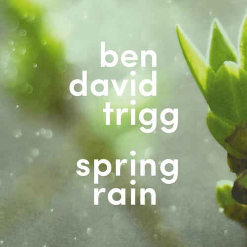 Spiring Rain by Ben David Trigg - CD