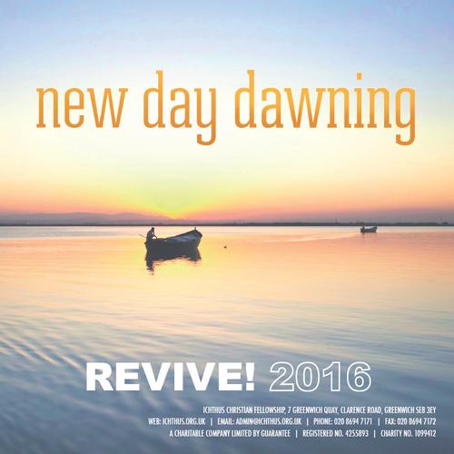 The Dawn of Faith and Hope by Hidi Baker
