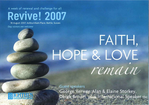 Evening Celebration - According to Your Faith... by Derek Brown