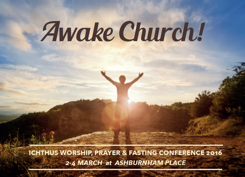 Awake Church by Roger Forster