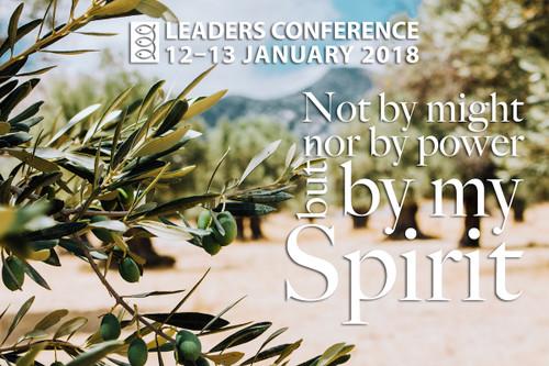 Spirit Anointed Ministry by Stuart Glassborow
