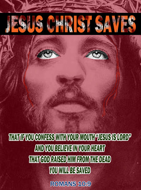 Jesus Saves t shirt