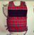 Red Plaid Bulletproof Vest