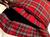 Red Plaid Bulletproof Vest