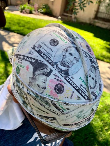 Dollar Bill  Durag