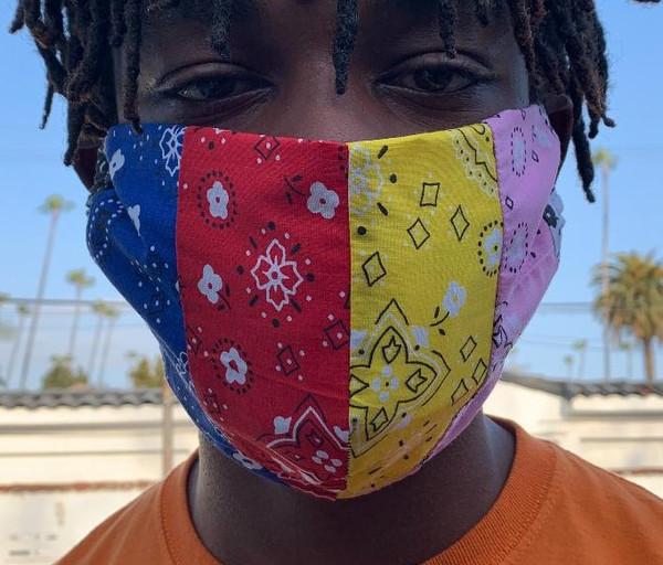 Bandana Face Cover