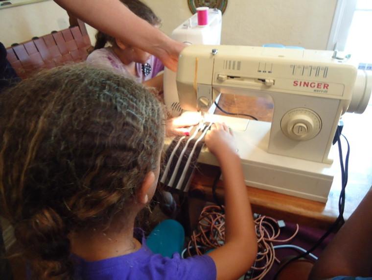 3 Sewing Class 2hrs each