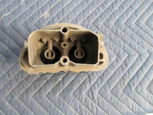 1968 CORVETTE HOLLEY 3659 END CARBURETOR 3X2 TRI-POWER BIG BLOCK 427 DATED 7A2