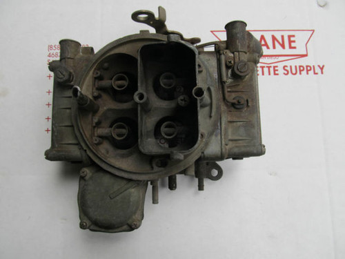 1966 CHEVELLE 396 360HP HOLLEY 4-SPEED SMOG CARBURETOR 3892339 EY LIST 3609