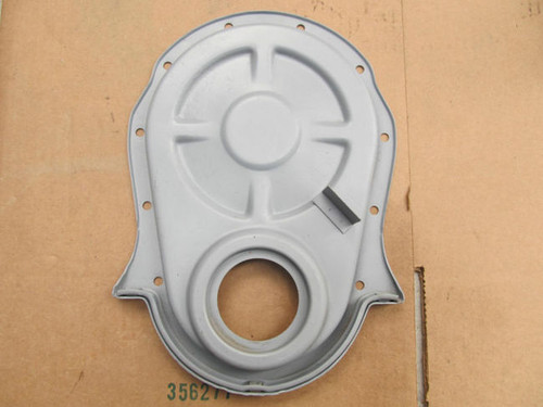 "1965-69 corvette timing chain cover BBC 427 396 for 7"" pulley and balancer"
