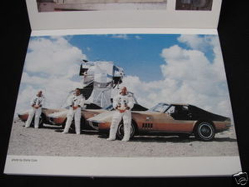 68-69 Corvette Stingray Guidebook by Rick Bizzoco 427 350 sting ray