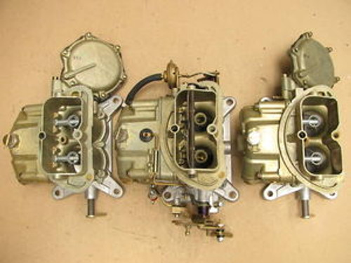 68-69 Corvette 3659 4055 HOLLEY TRI-POWER CARBURETORS 427 435 400 carbs carb