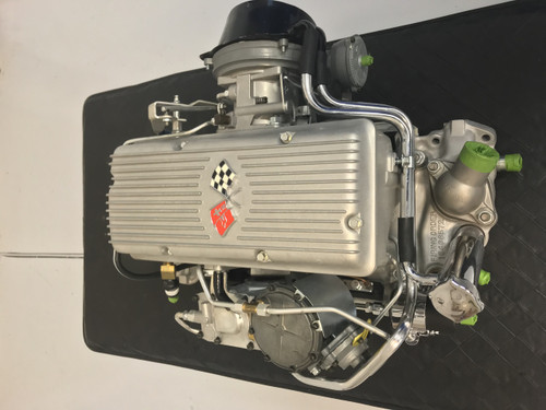63 Corvette ROCHESTER FUEL INJECTION UNIT - COMPLETE TESTED RUNNING 7017375