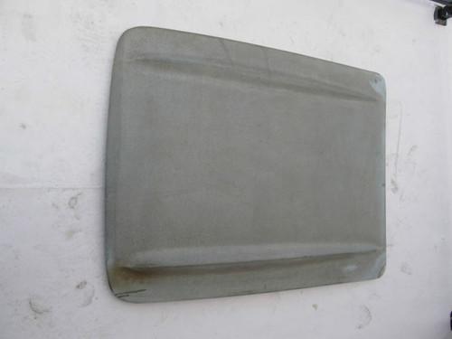 61-62 Covette NOS ORIGINAL HOOD fiberglass skin shell support EXCELLENT