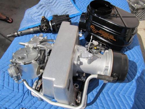 60-61 Corvette ROCHESTER FUEL INJECTION UNIT-RESTORED FRESH RUNNING 7017320