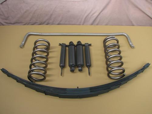 63-69 Corvette Z06 F40 F41 Heavy Duty Suspension Kit