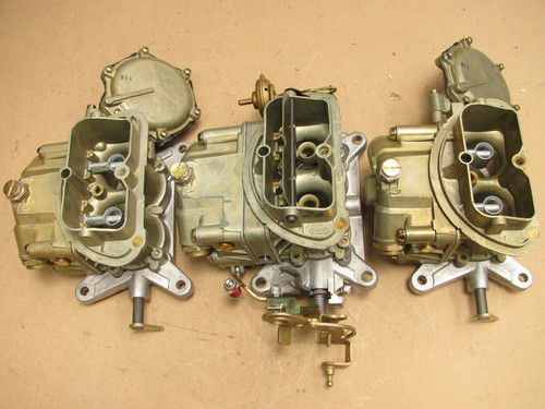 67 Corvette 3659 3660 Holley Carburetors 427/400hp or 427/435hp